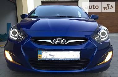 Hyundai Accent 2013 в Луцке