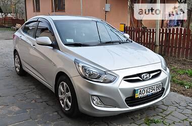 Hyundai Accent 2012 в Ужгороде