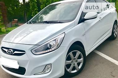 Hyundai Accent 2014 в Киеве