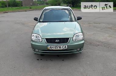 Hyundai Accent 2004 в Макеевке