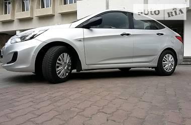 Hyundai Accent 2012 в Ивано-Франковске