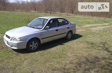 Hyundai Accent 2002 в Киеве