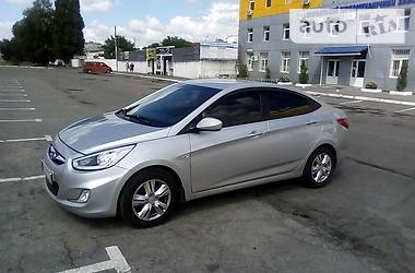Hyundai Accent 2014 в Зенькове