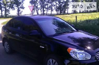 Hyundai Accent 2008 в Ромнах