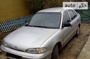 Hyundai Accent 1996 в Харькове