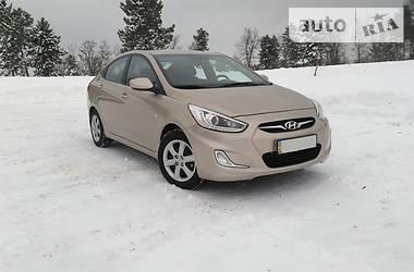 Hyundai Accent 2013 в Ахтырке