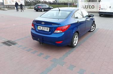 Hyundai Accent 2013 в Черновцах