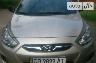 Hyundai Accent 2011 в Чернигове