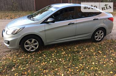 Hyundai Accent 2011 в Полтаве