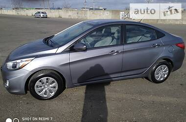 Hyundai Accent 2017 в Одессе
