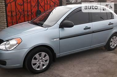 Hyundai Accent 2008 в Кривом Роге