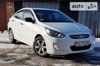 Hyundai Accent 2011 в Староконстантинове