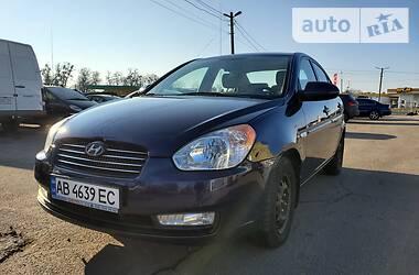 Hyundai Accent 2008 в Виннице