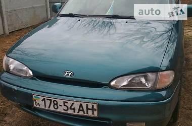 Hyundai Accent 1995 в Чернигове
