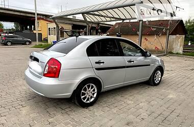 Hyundai Accent 2008 в Львове