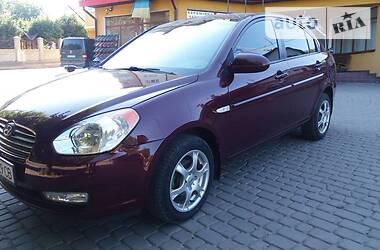 Hyundai Accent 2007 в Черновцах