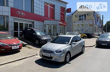 Hyundai Accent 2013 в Полтаве