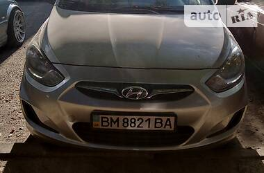Hyundai Accent 2013 в Сумах