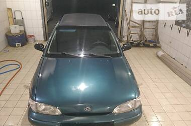 Hyundai Accent 1998 в Мелитополе