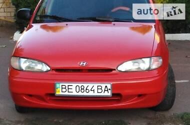 Hyundai Accent 1995 в Великой Александровке