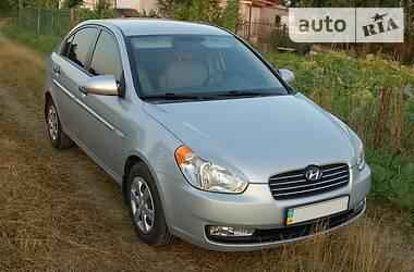 Hyundai Accent 2008 в Ивано-Франковске