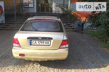 Hyundai Accent 2000 в Киеве