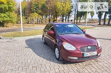 Hyundai Accent 2008 в Покровске