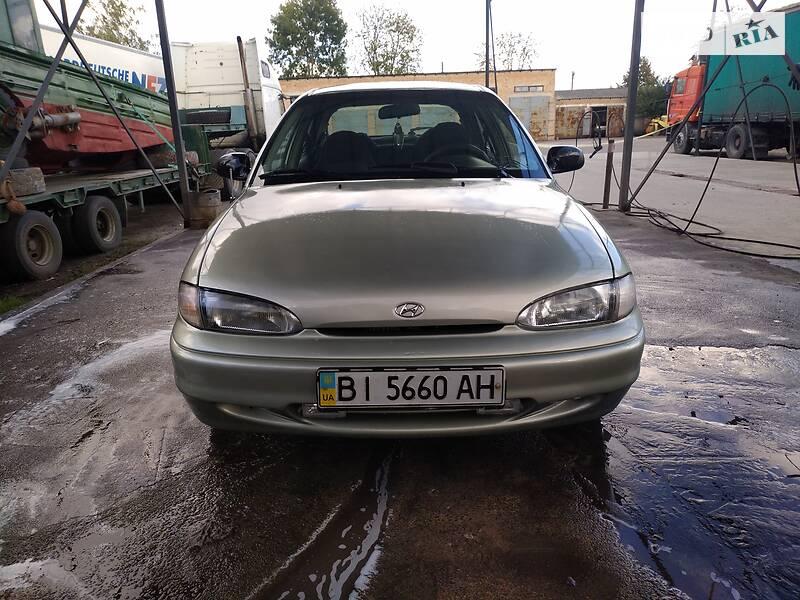 Hyundai Accent 1995 в Глобине