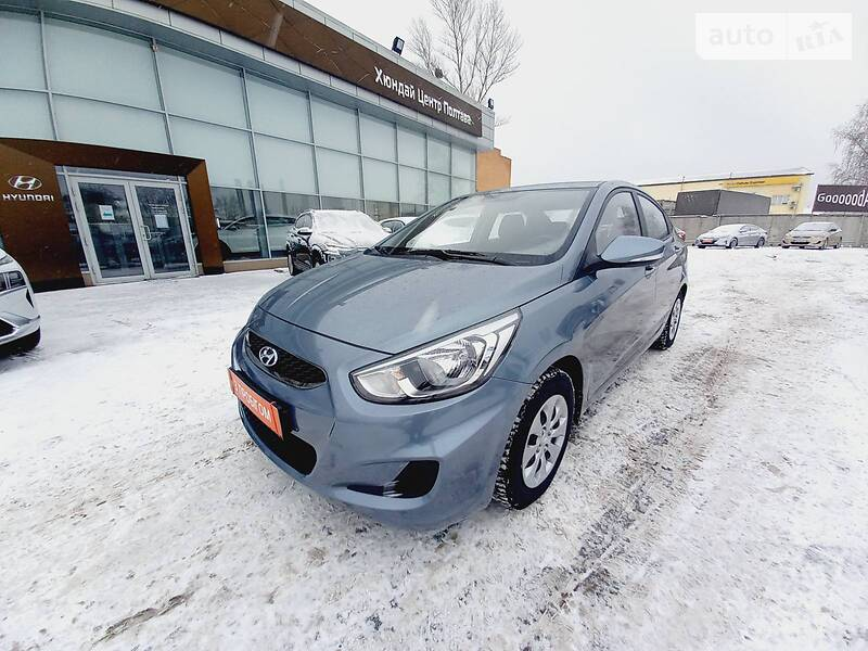 Hyundai Accent OFFICIAL AUTO 2019
