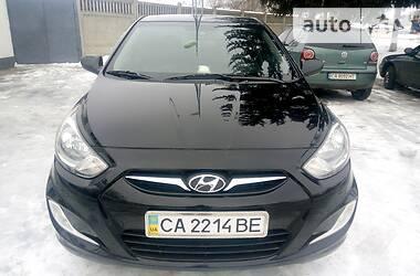 Hyundai Accent 2011 в Золотоноше
