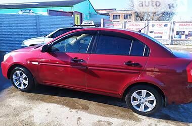 Седан Hyundai Accent 2007 в Чернігові