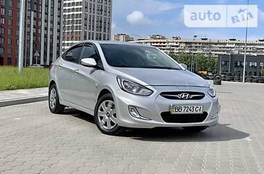 Седан Hyundai Accent 2012 в Киеве