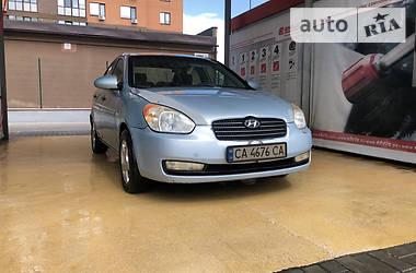 Седан Hyundai Accent 2007 в Черкассах
