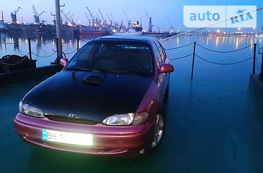Хэтчбек Hyundai Accent 1995 в Одессе