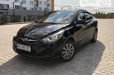 Седан Hyundai Accent 2013 в Виннице