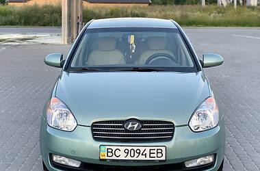 Седан Hyundai Accent 2007 в Львове