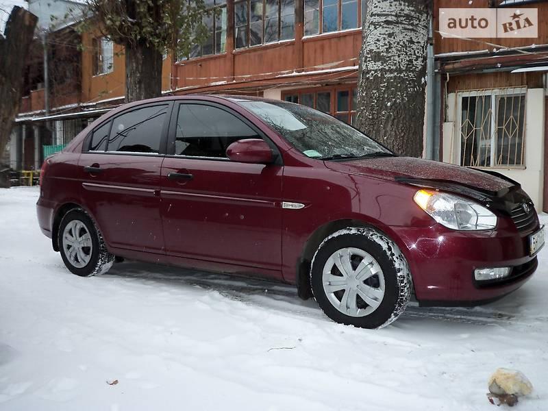 Hyundai Accent 2006 в Одессе