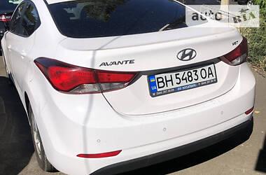 Hyundai Avante 2014 в Одессе