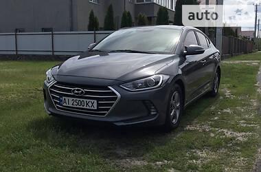 Седан Hyundai Avante 2016 в Киеве