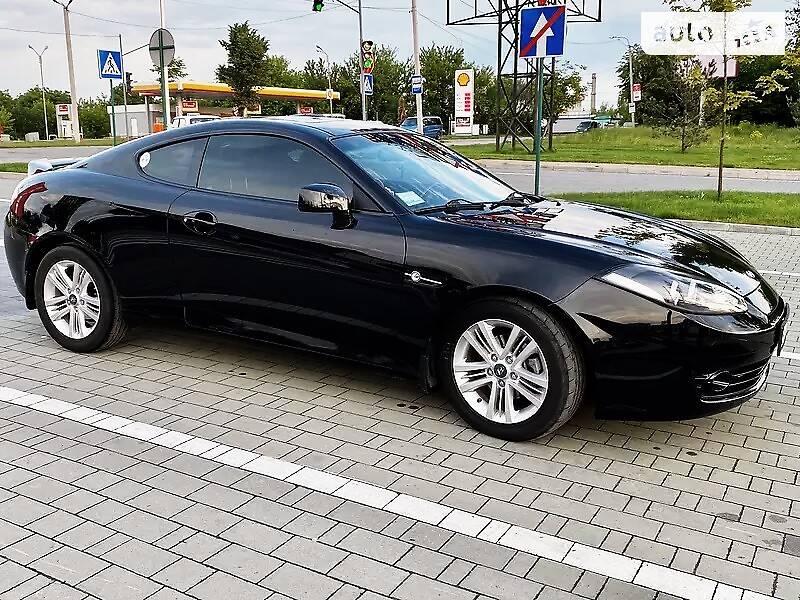 Hyundai Coupe 2008 в Хмельницком