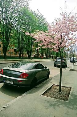Купе Hyundai Coupe 2002 в Вінниці