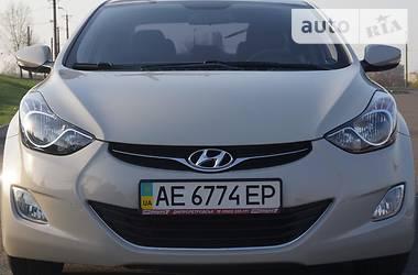Hyundai Elantra 2011 в Кривом Роге