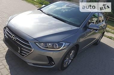 Hyundai Elantra 2017 в Львове
