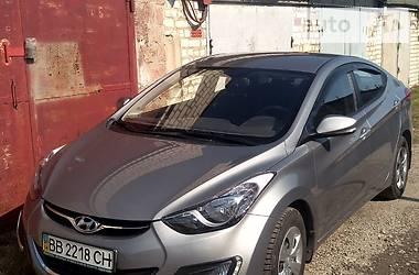 Hyundai Elantra 2013 в Луганске