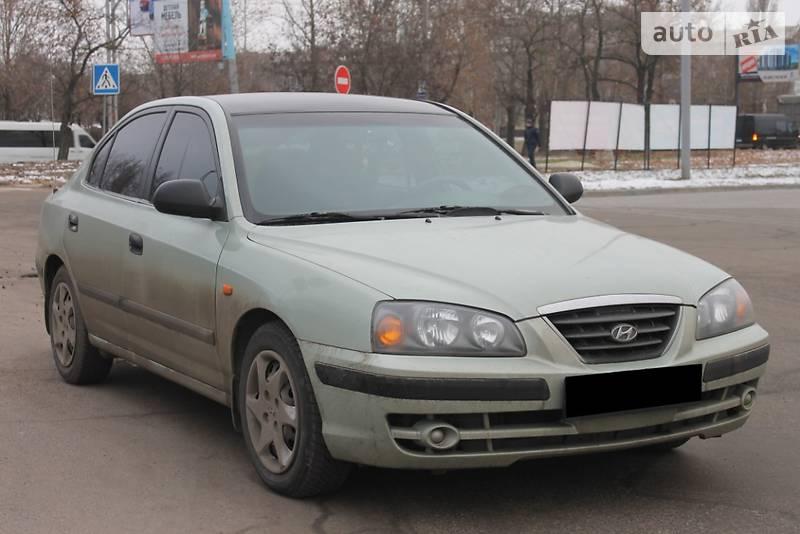 Hyundai Elantra 2006 года в Николаеве