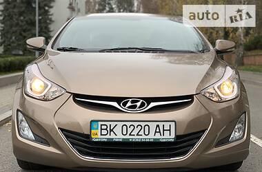 Hyundai Elantra 2014 в Ровно