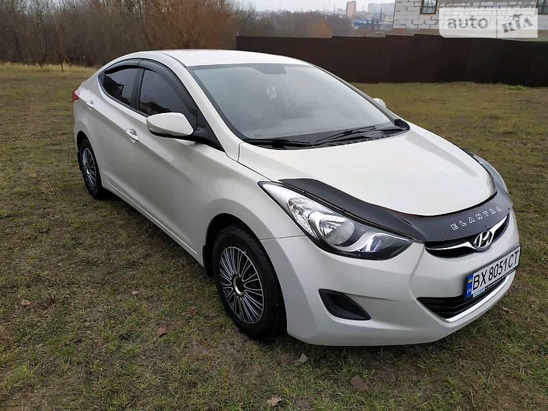 Hyundai Elantra 2012 в Хмельницком