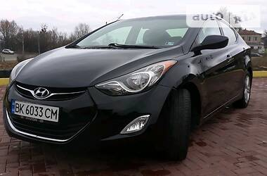Hyundai Elantra 2011 в Ровно