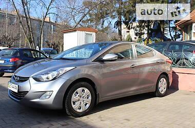 Hyundai Elantra 2011 в Черновцах