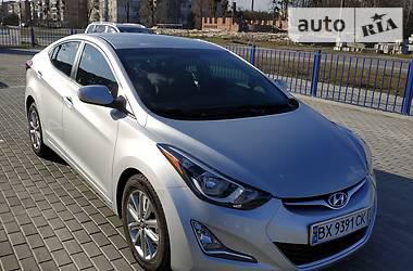 Hyundai Elantra 2015 в Борисполе